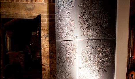 Textiles Scotland, Clerkenwell Design Week 2012