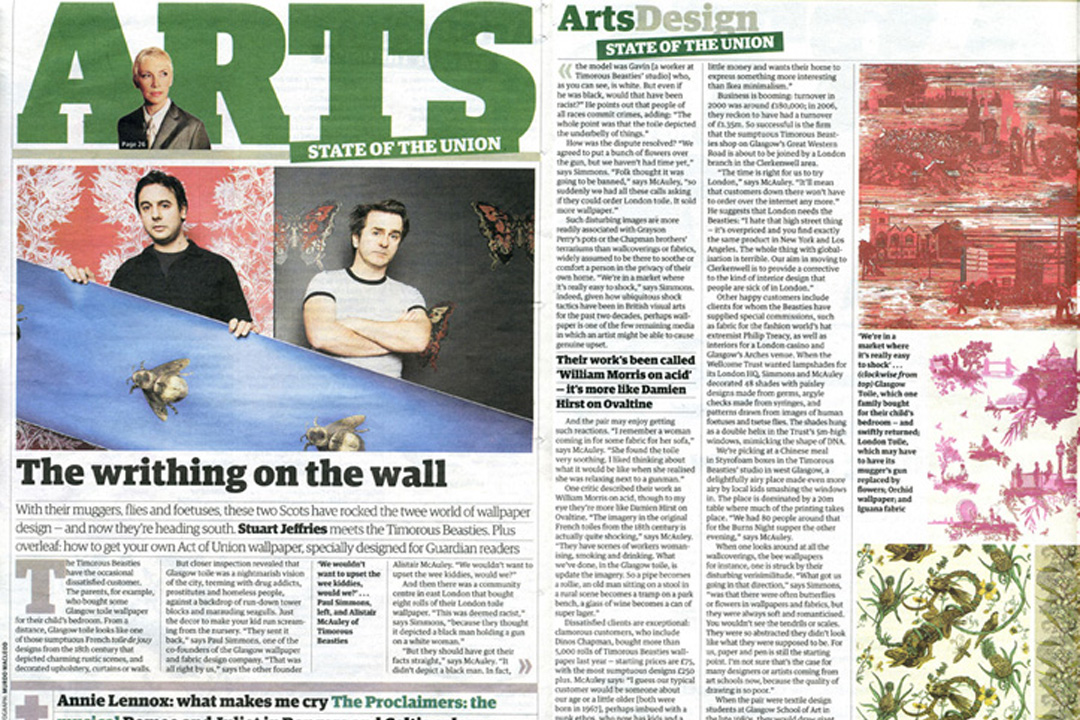 The Guardian Feb 2007