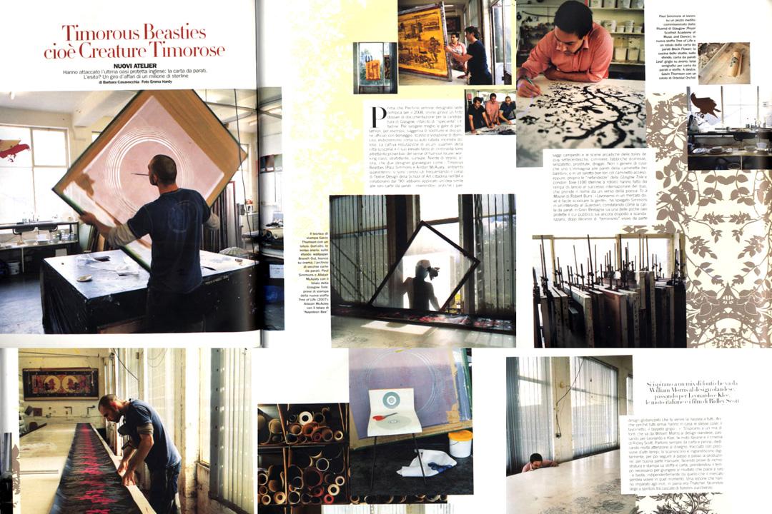D Casa Magazine 2007