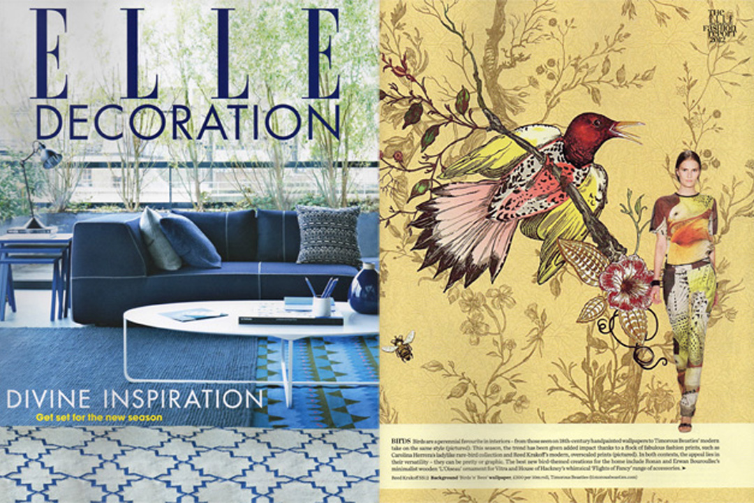 Elle Decoration, March 2012