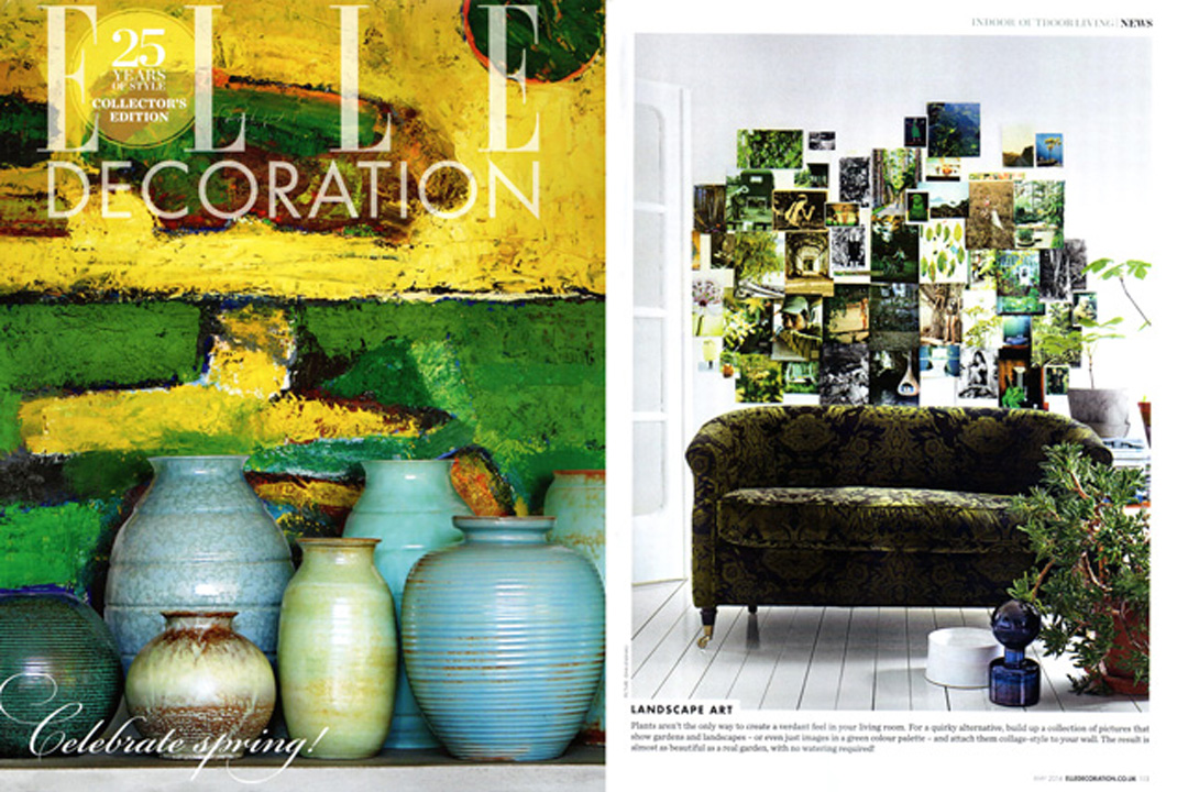 Elle Decoration, May 2014