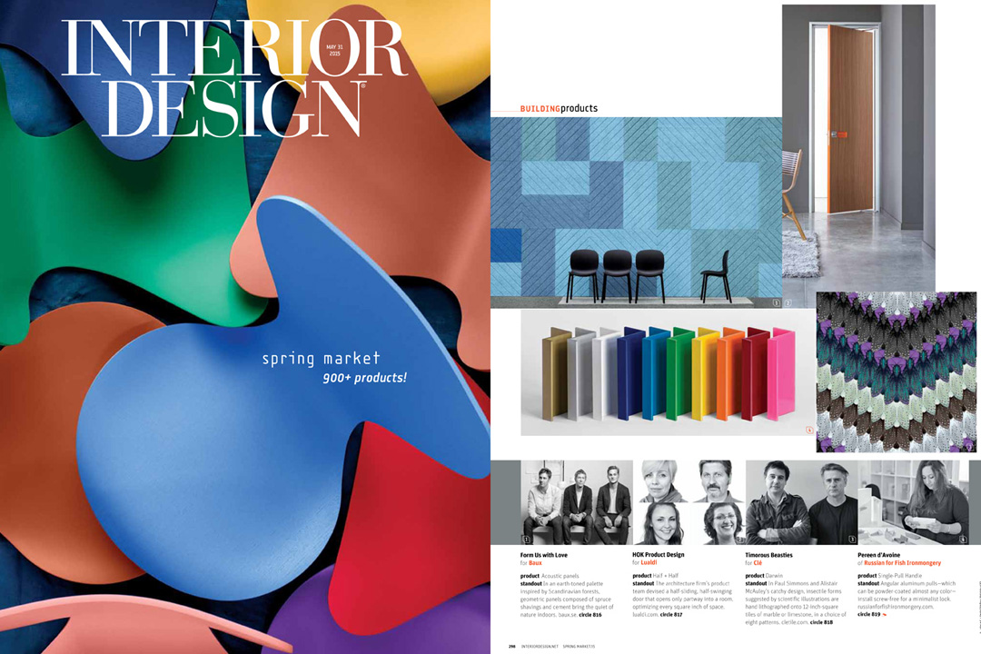 Interior Design, May 2015