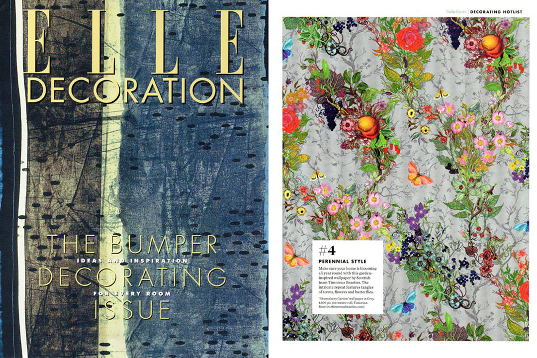Elle Decoration, October 2015