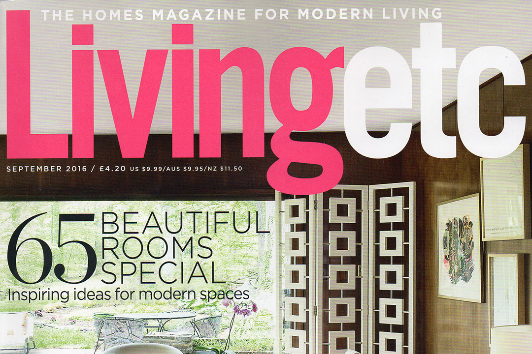 Living etc, September 2016
