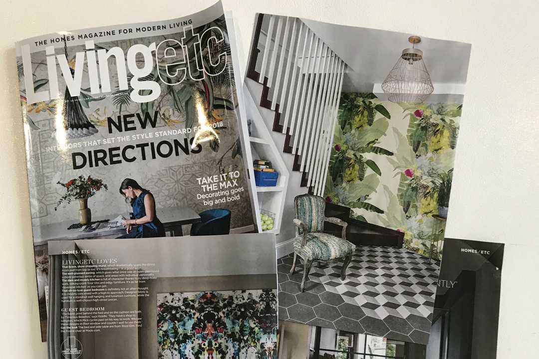 Living Etc, February 2018