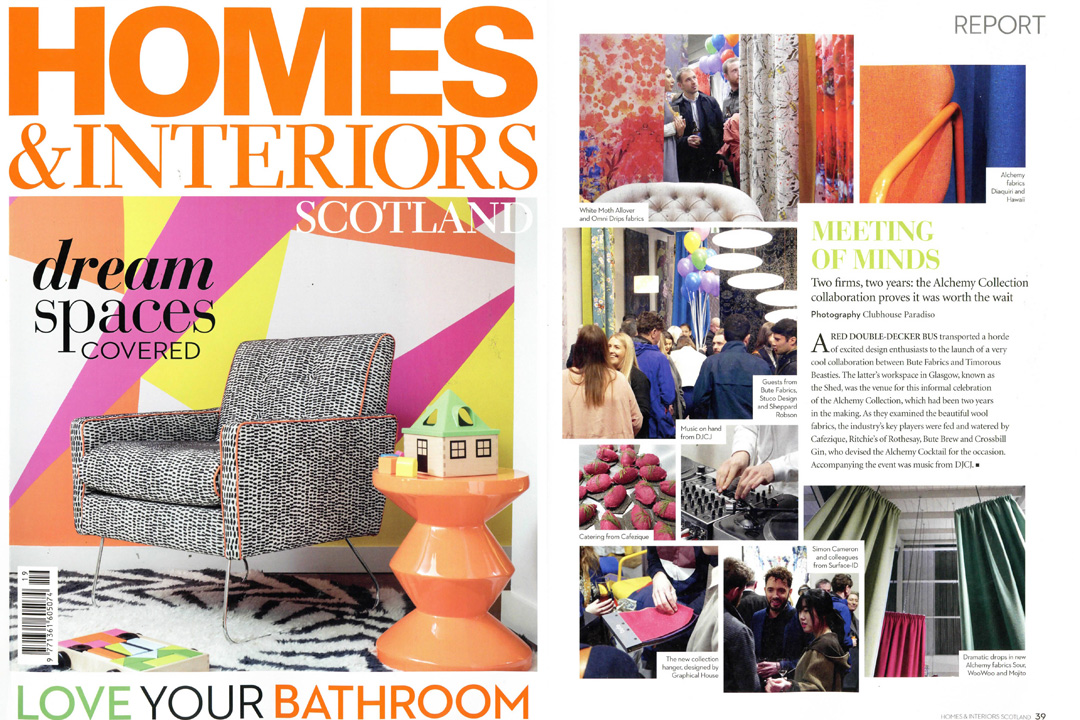 Homes & Interiors Scotland, May 2018