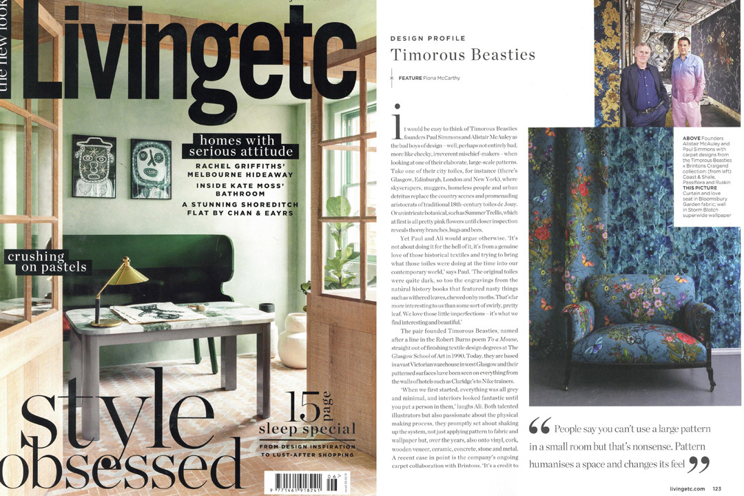 Living Etc, June 2019
