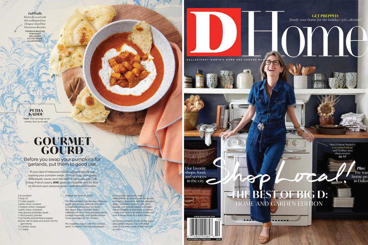 D-Home Magazine, Sept/Oct 2021