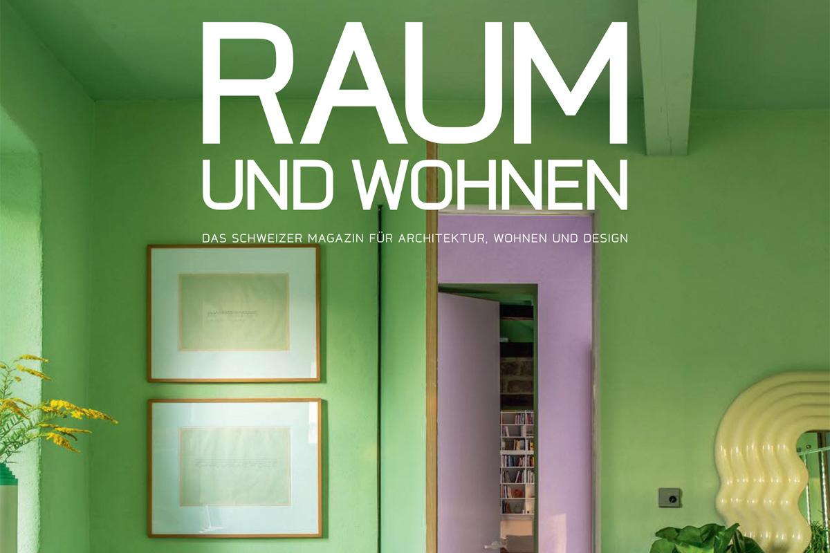 Raum und Wohen October 2021