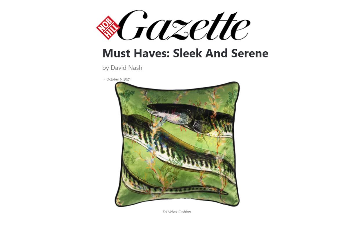 Nob Hill Gazette, October 2021
