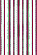 Colour Raspberry on Pearl