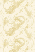Colour Gold on Ivory