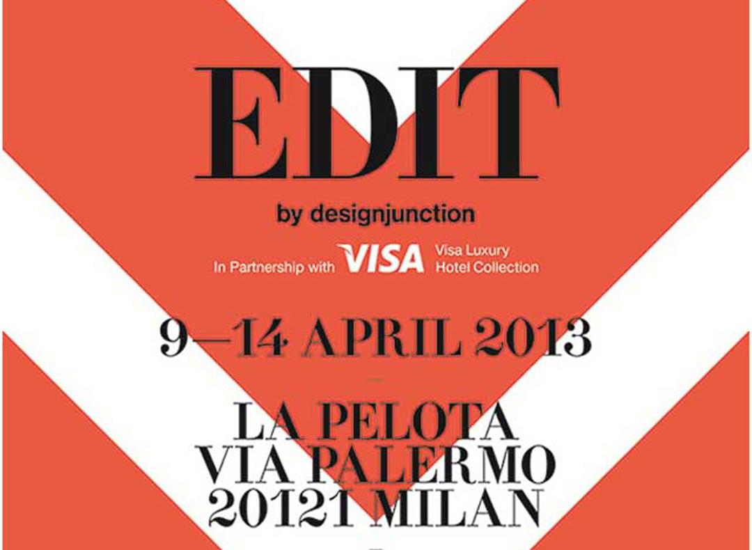 Edit by Designjunction